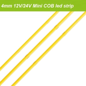 NEW!!! 4MM MINI COB LED TAPE