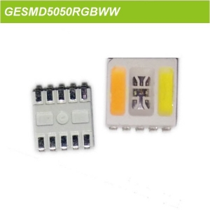 5-COLOR-IN-1 SMD5050 RGBW+WW LED