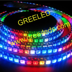 1M 30/60/74/96/144leds WS2812B Digital RGB STRIP