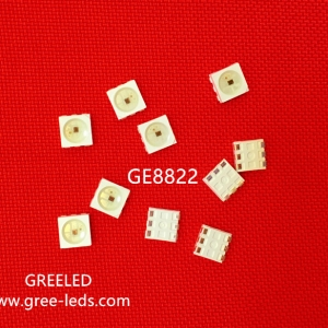 GE8808B GE8812 GE8822 GE8812B Chip Built in Embedded Pixel Led