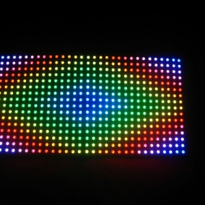 DIY digital addressable led matrix units