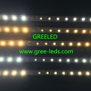 white color digital led strip