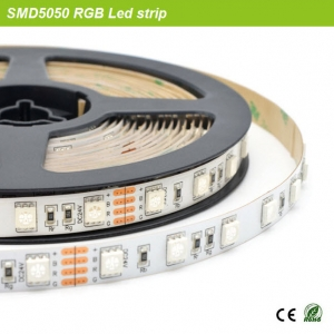 5050 60PCS RGB LED Tape