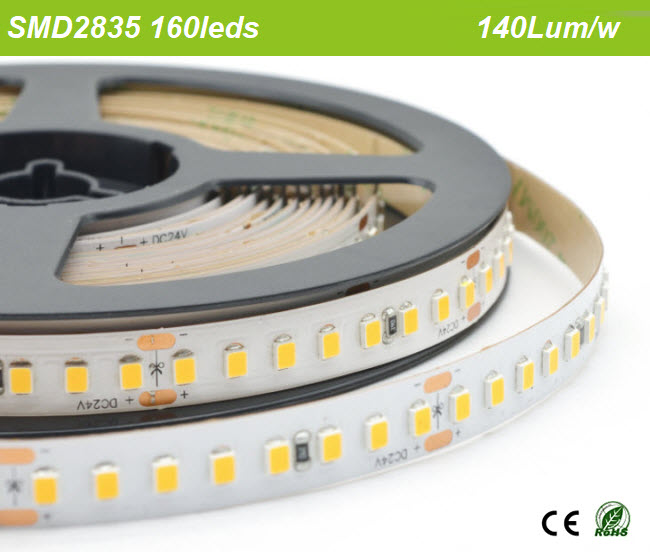 160leds/m high lum flux led strip
