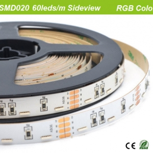Sideview RGB led strip