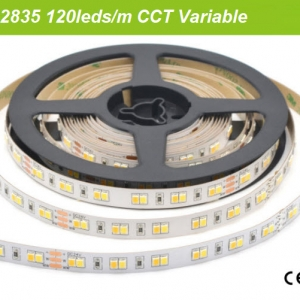 SMD2835 Variable white led strip