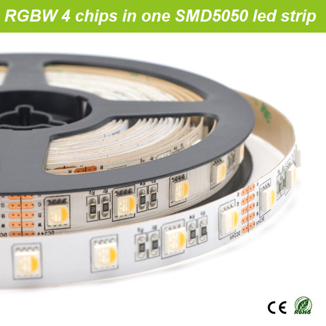 4-Color-In 1 LED RGBW Strip